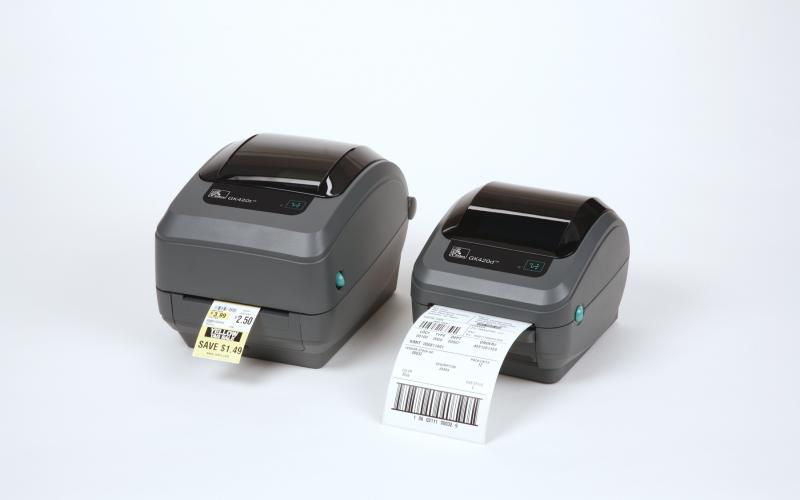 The G Series desktop label printer offers a broad array of options.