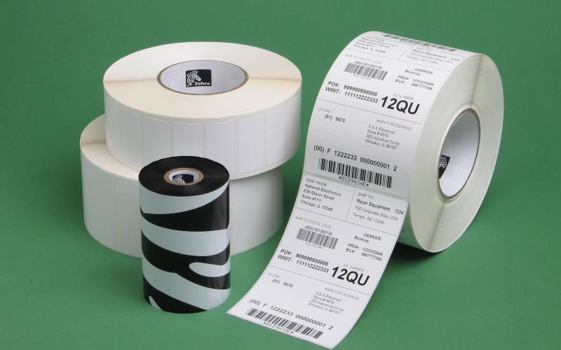 Menke Marking also carries all the labels and ribbons, a complete suite of products to solve all your labeling problems and keep you productive.