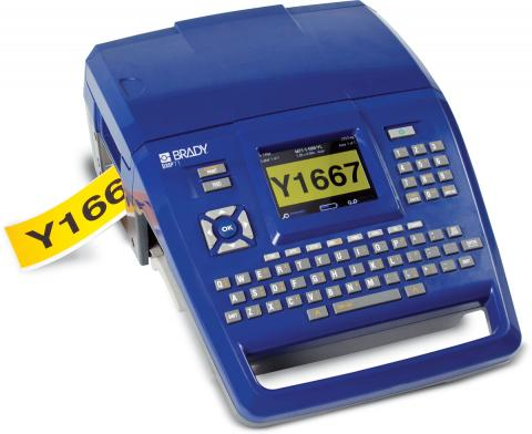 BMP71 signmaking label printer from Menke Marking