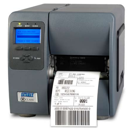 Thermal label printing solutions from Menke Marking.