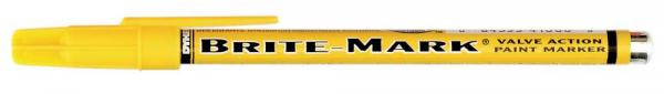 Brite Mark felt tip markers from Menke Marking in Los Angeles, California are perfect for marking on any surface.
