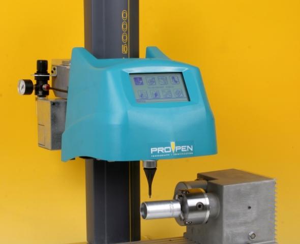 ProPen stylus metal marking system