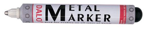 Dalo Marker Metal Markers from Menke Marking in Los Angeles, California are the best choice for outdoor marking.